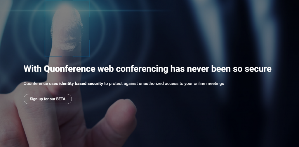 Quonference - Secure Online Meetings